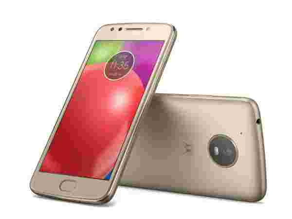EMI starts at Rs 394 per month for Motorola Moto E4 (Iron Grey)