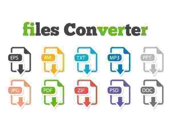 Convert file formats easily