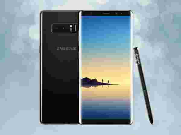 7% off on Samsung Galaxy Note 9