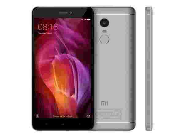 EMIs from Rs 582/month on Xiaomi Redmi Note 4 (Black, 32 GB)  (3 GB RAM)