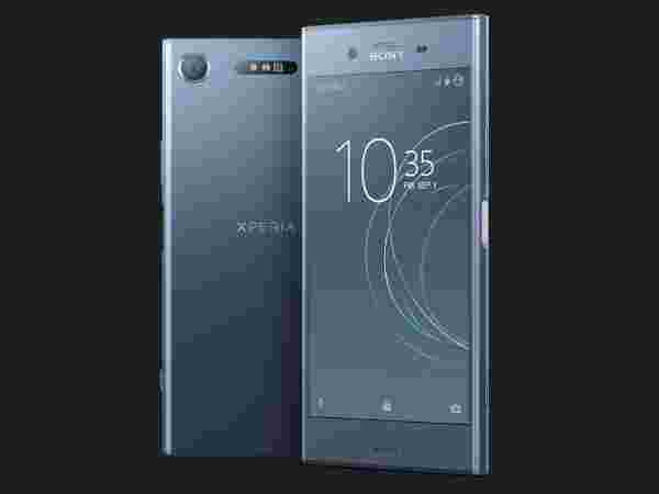 Sony Xperia XZ1 (Black, 64 GB) (4 GB RAM)