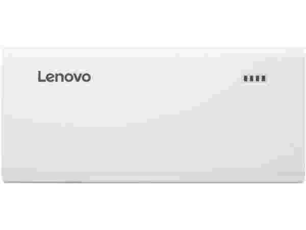 56% off on Lenovo PA 10400 mAh Power Bank  (White, Lithium-ion)