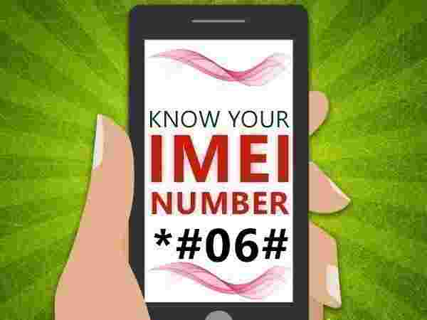 How to check your IMEI number is valid?