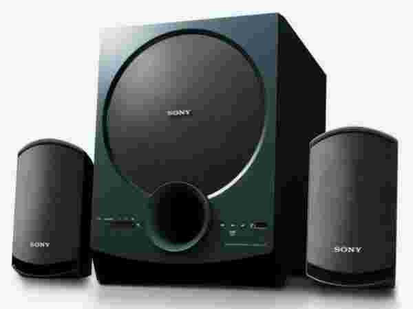 Sony SA-D20 multimedia speakers