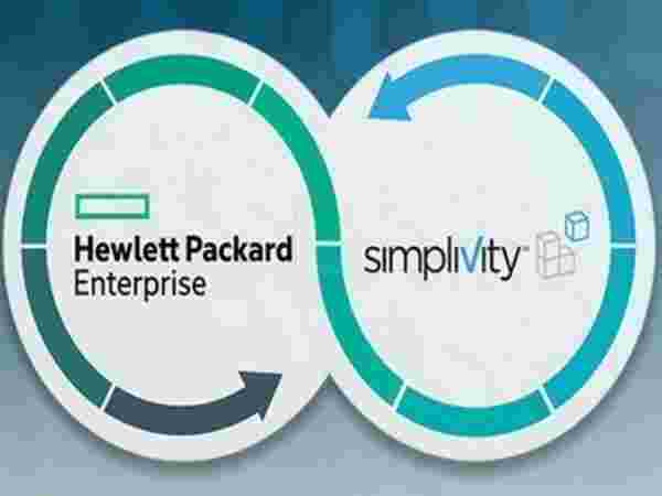 HPE acquired SimpliVity and Nimble Storage
