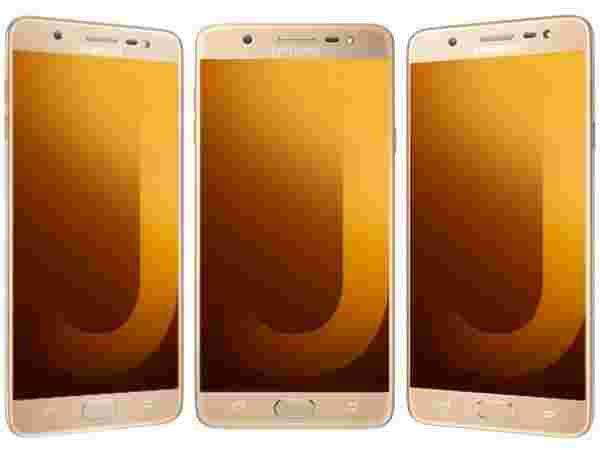 12% off on Samsung Galaxy J7 Max (Gold, 32GB)