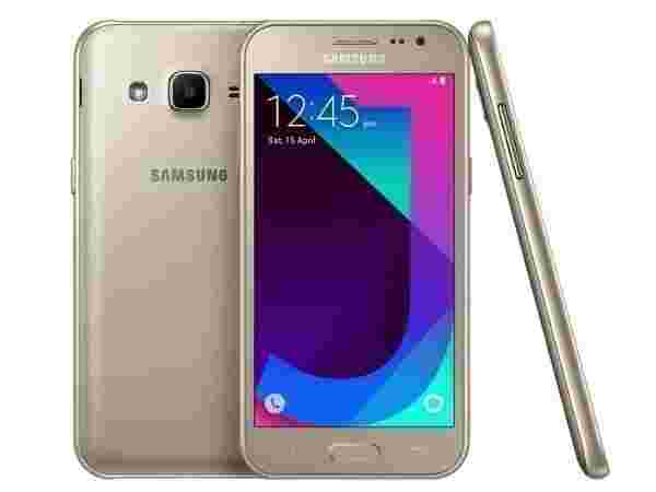 12% off on Samsung Galaxy J2 2017 (Black, 8GB)