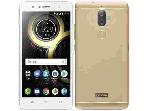 9% off on Lenovo K8 Plus (Venom Black, 32 GB)  (3 GB RAM)