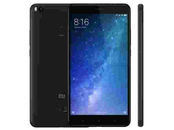 12% off on Xiaomi Mi Max 2 (Black, 64 GB)  (4 GB RAM)
