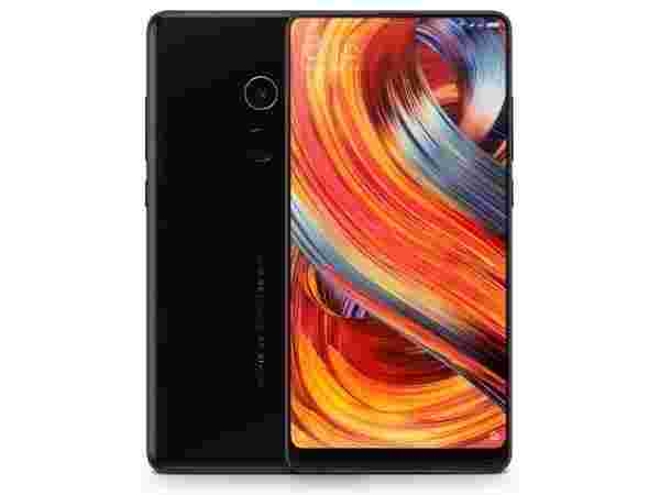 13% off on Xiaomi Mi Mix 2 (Black, 128 GB)  (6 GB RAM)