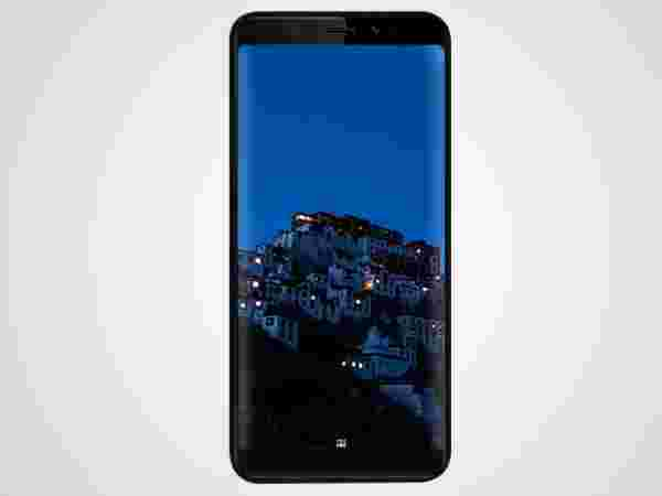 32% off on Micromax Canvas Infinity (Black, 18:9 Display)