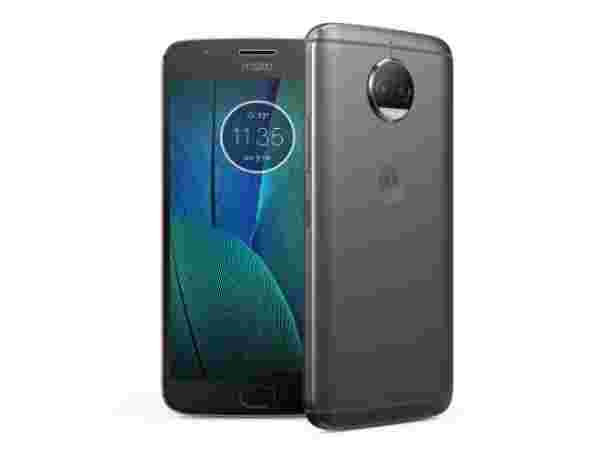 Motorola Moto G5s Plus (Lunar Grey, 64GB): EMI starts at Rs 1,569