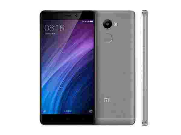 Xiaomi Redmi 4 (Black, 64GB)