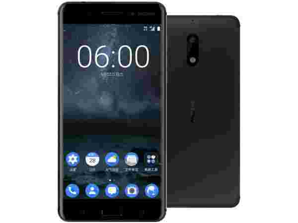 Nokia 6 (Matte Black, 32GB): EMI starts at Rs 696