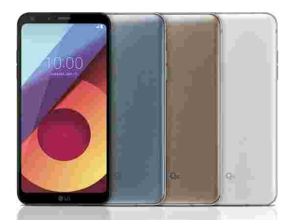 LG Q6 (Black, 18:9 FullVision Display) : EMI starts at Rs 618