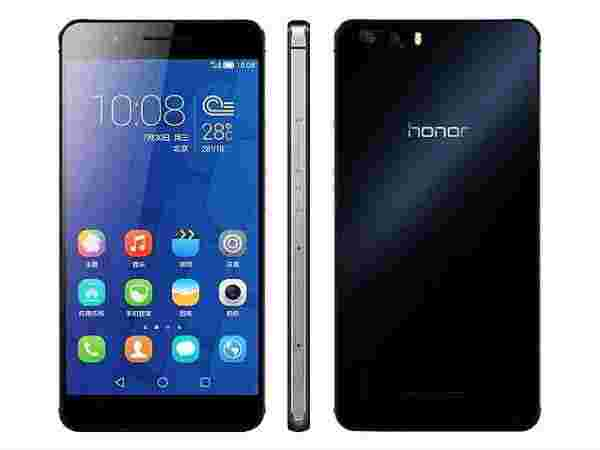 43% off on Honor 6 Plus