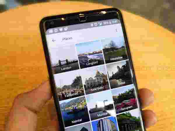 Store unlimited pictures with Google's photos on new Pixel handsets