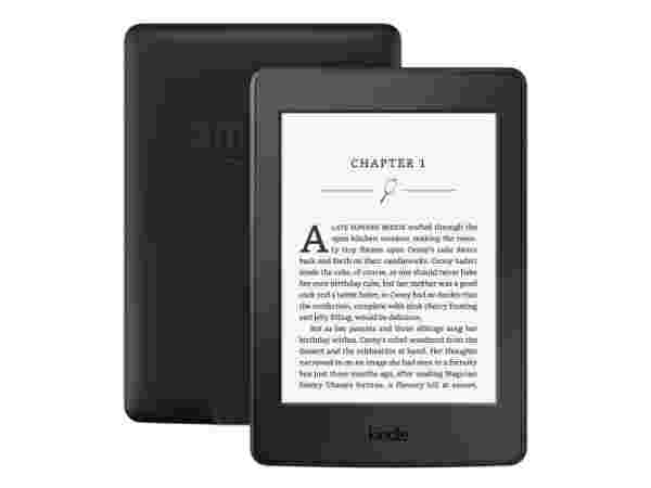 AMAZON KINDLE VOYAGE WI-FI + 3G EBOOK READER (BLACK)