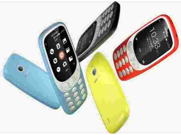 HMD Global launches Nokia 3310 4G in China