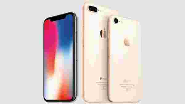 Apple iPhone X (Rs 8500 Cash Back)