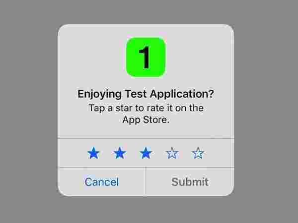 How to stop an app asking for ratings altogether?