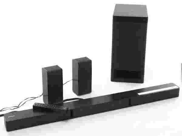 8% off on Sony HT-RT3 Bluetooth Soundbar (Black, 5.1 Channel)