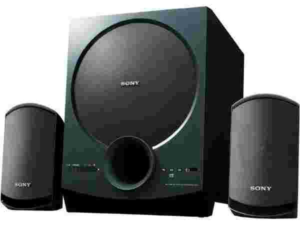 5% off off on Sony SA-D20 Bluetooth Home Audio Speaker  (Black, 2.1 Channel)