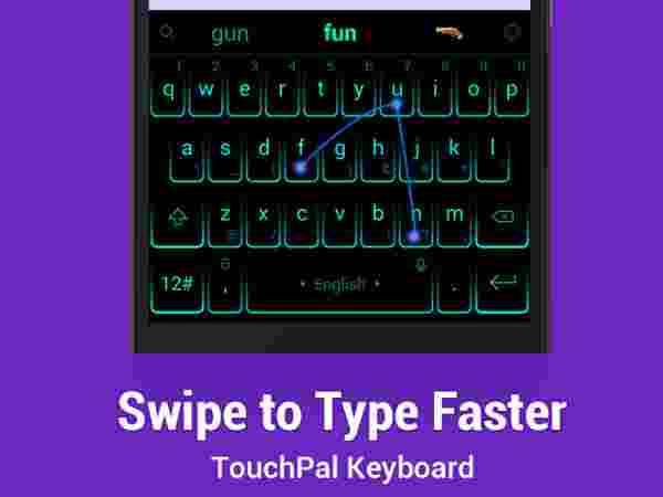 TouchPal keyboard:
