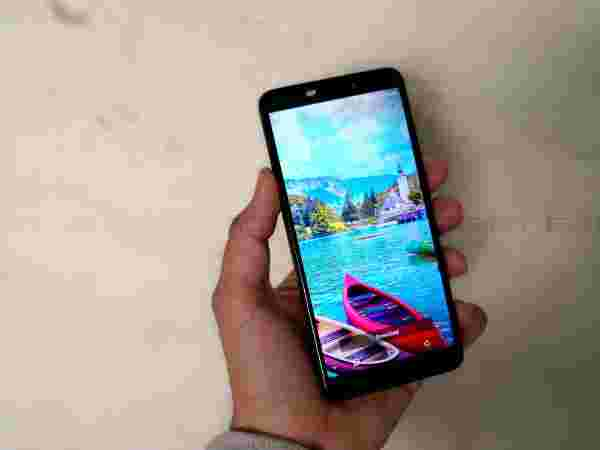 Infinix Hot S3 Hands-on