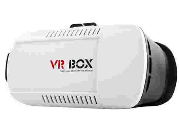JT VR BOX 2.0 Virtual Reality Glasses With Bluetooth Controller: