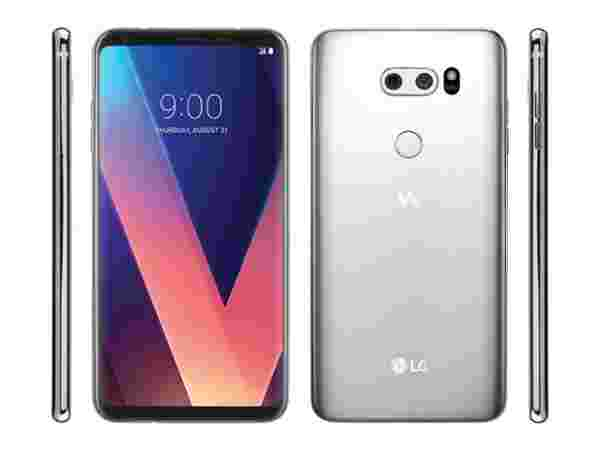 LG will launch LG V30s with AI-capabilities at MWC 2018