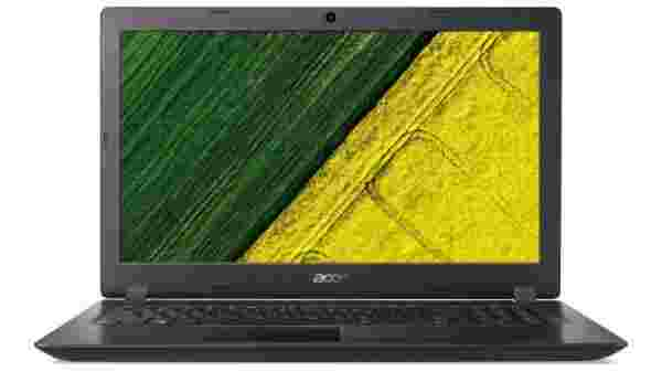 12% off on Acer Aspire 3 Celeron Dual Core - (2 GB/500 GB HDD/Linux) A315-31 Laptop  (15.6 inch, Black, 2.1 kg)