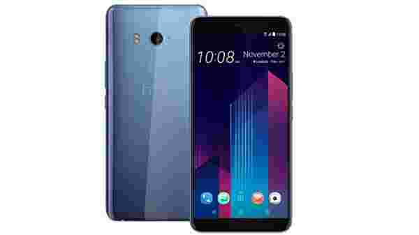 Get upto Rs 22,000 off on exchange on HTC U11+ (Amazing Silver, 128 GB)  (6 GB RAM)