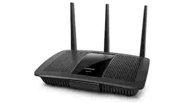 Linksys Max-Stream EA7500 AC1900 Dual-Band Wireless Router (Black)