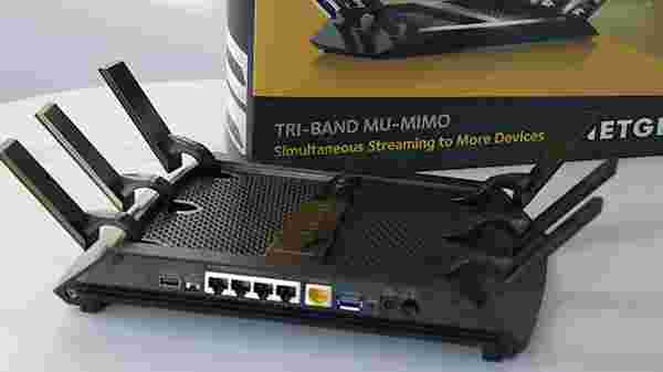 Netgear Nighthawk X6S AC4000 triband router review: Flexible enough