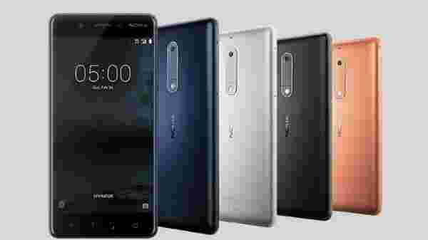 Nokia 5 (Expected to receive an Android P update)