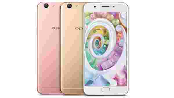 30% off on OPPO F1s 64GB GOLD
