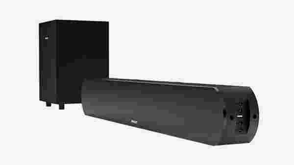 60% off on Philips IN-HTL1031/94 2.1 Channel 30 W Soundbar