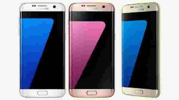 Samsung Galaxy S7 Edge (Offer: Rs 17,500 Discount)