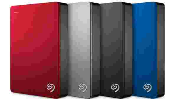 58% off on Seagate 4TB Portable External Hard Drive