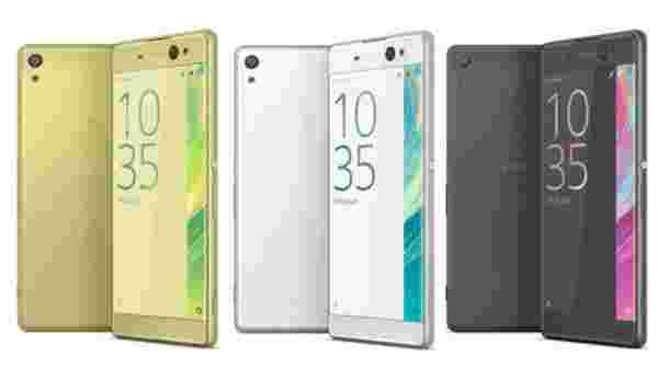 26% off on Sony Xperia XA Ultra Dual 16 GB (Lime Gold)