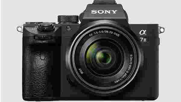 Sony A7 III versatile camera launched in india: Check price and specifications