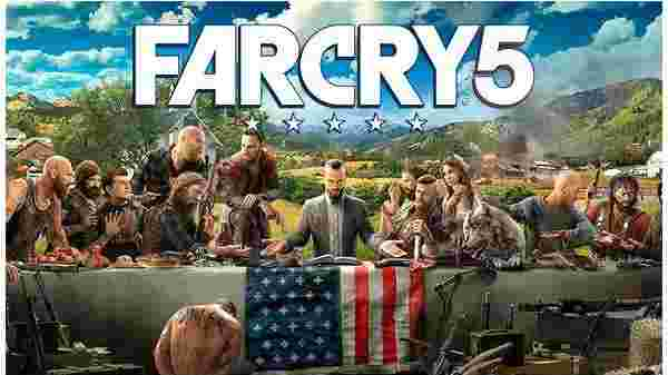 Far Cry 5 is now available