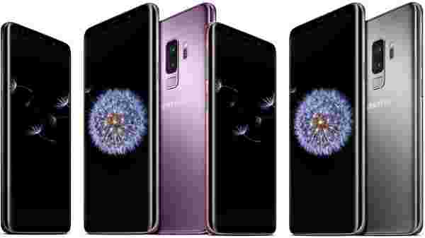 Samsung Galaxy S9 Plus (MPR: Rs. 70,000: Discount Price: Rs. 34,999)