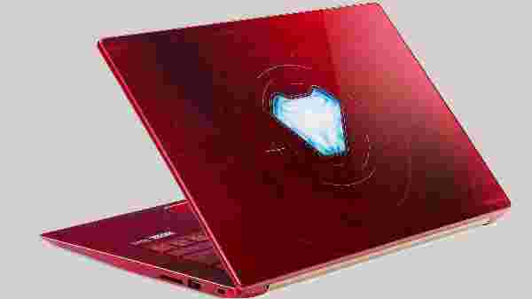 "Acer Swift 3; Marvel Studios' ""Avengers: Infinity War"" Iron Man Edition"