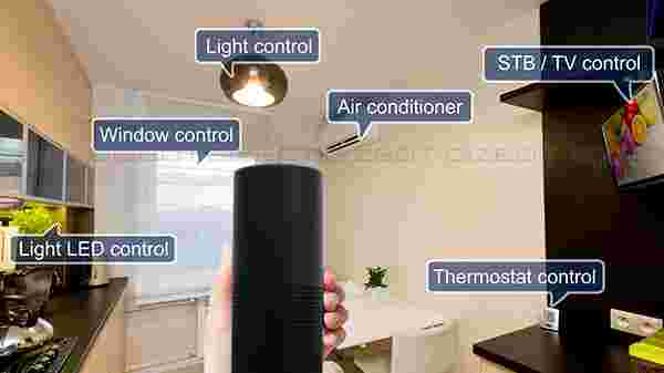 Control smart home products