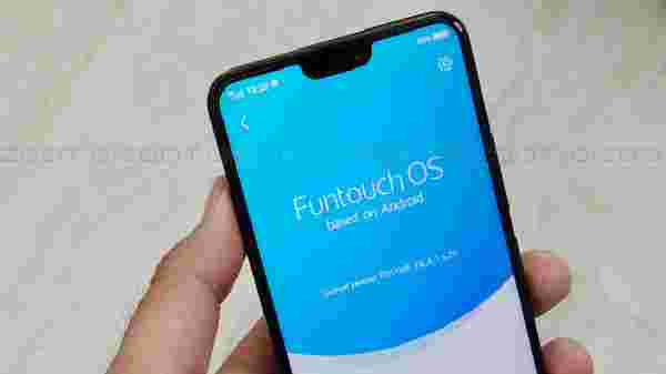 Feature loaded Vivo FunTouch OS