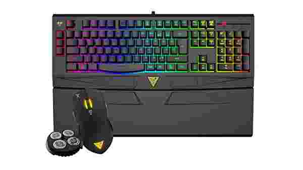 upto 50 off on gaming accessories keyboard mouse wheel joystick and more gizbot news. Black Bedroom Furniture Sets. Home Design Ideas
