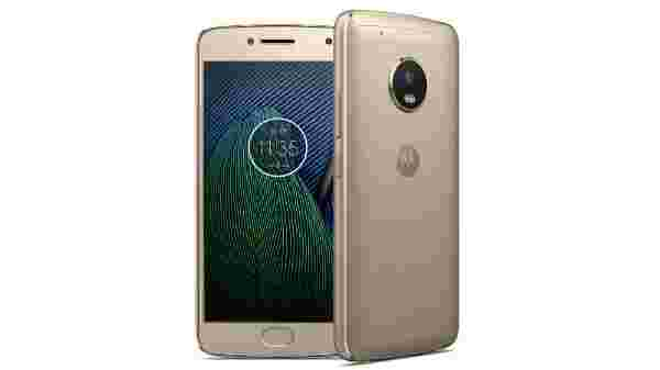 38% off on Moto G5 Plus