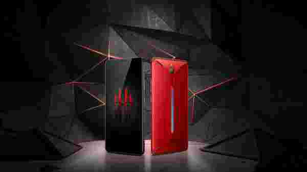 Air-Cooling Technology In Nubia Red Magic 5G